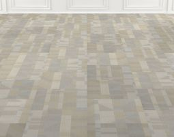3D Wall to Wall Carpet Tile No 10