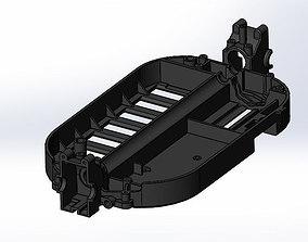 3D print model Tamiya TT-01 E Chassis