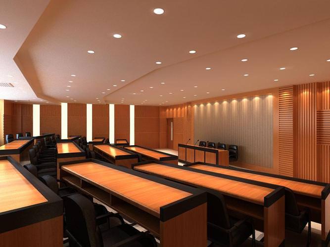 Elite Ladder Classroom3D model
