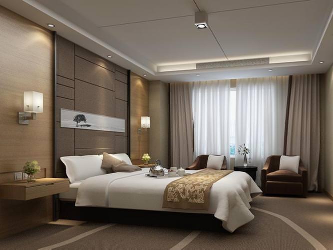 Elite Guest Room3D model