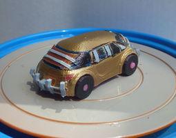Carmageddon Inspired Concept Car 1 AAA 3D print model