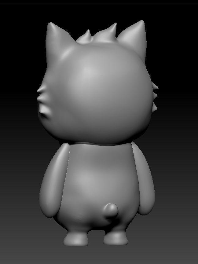 Top amur Cat 3D Model Print   CGTrader UC82