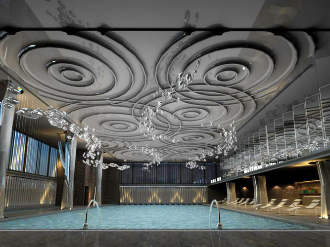 Exquisite Pool3D model