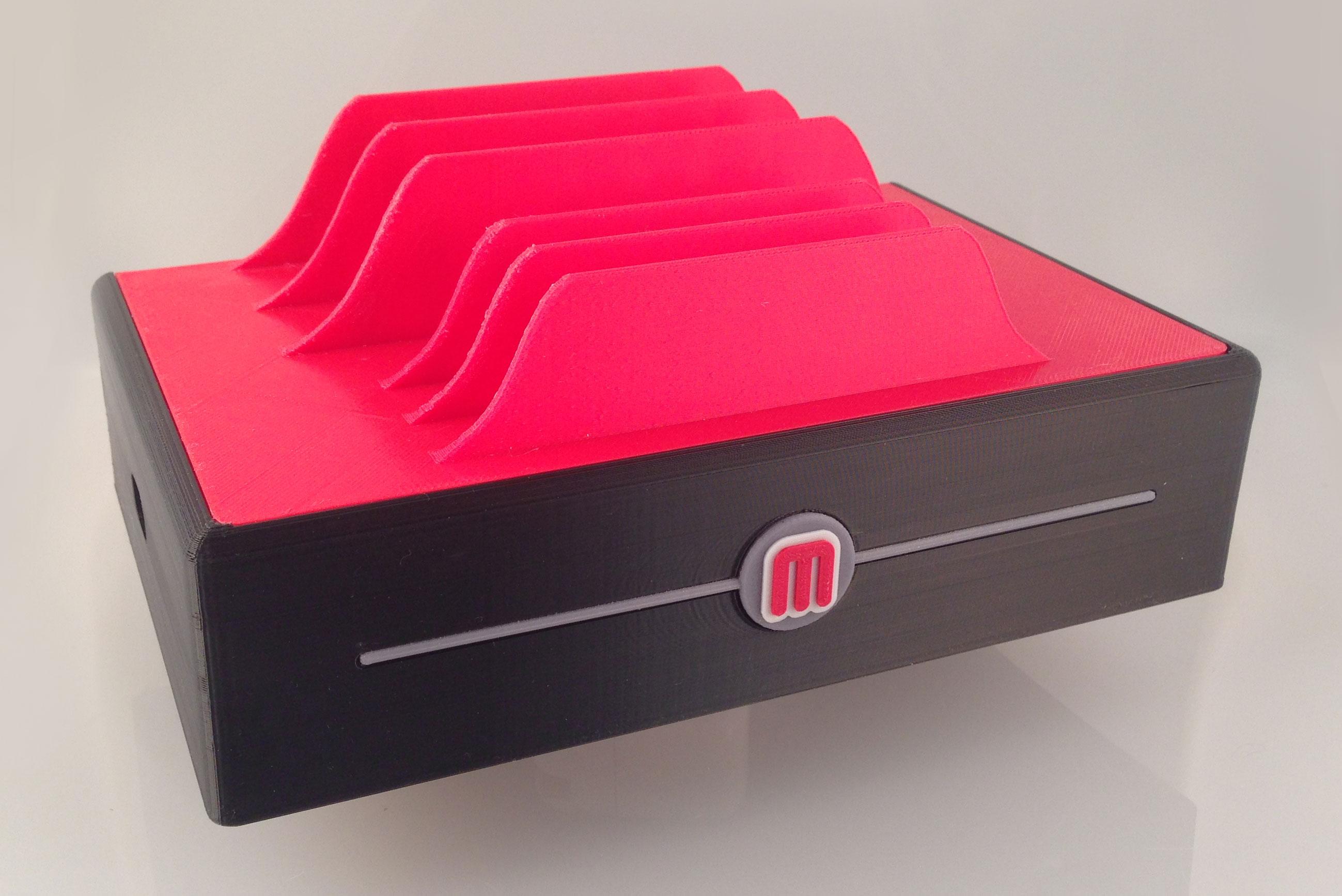 Usb Charging Station 3d Model 3d Printable Stl Cgtrader Com