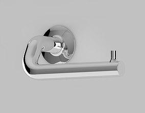 Toilet-Roll-Holder-01 3D model