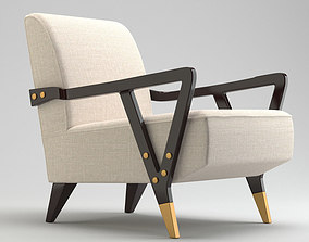 3D model The Charles Club Chair
