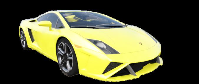 Lamborghini Gallardo LP560-4 20133D model