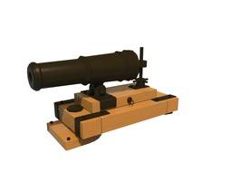3d asset realtime cannon