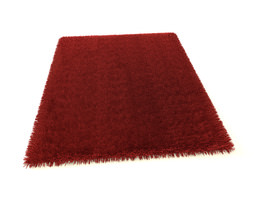 3d carpet fur