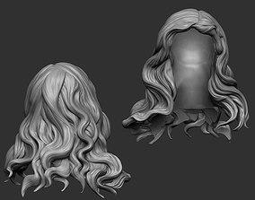 Hair 6 printable