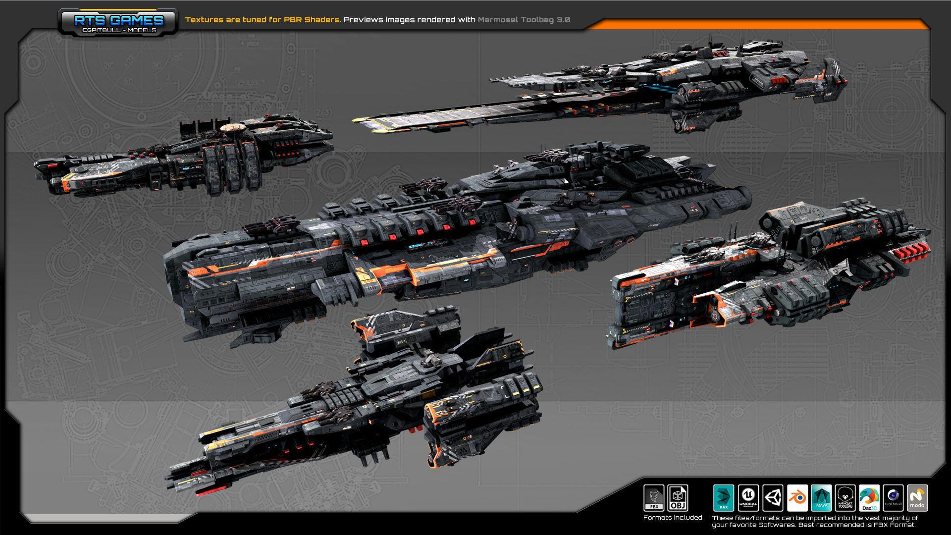 Spaceships Vol-05