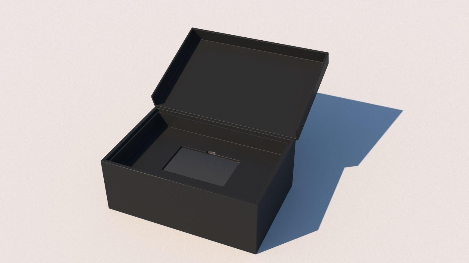 Holder box for card