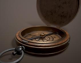 3D asset realtime Compass