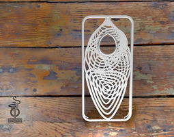 Cocoon iphone 5 case 3D Model