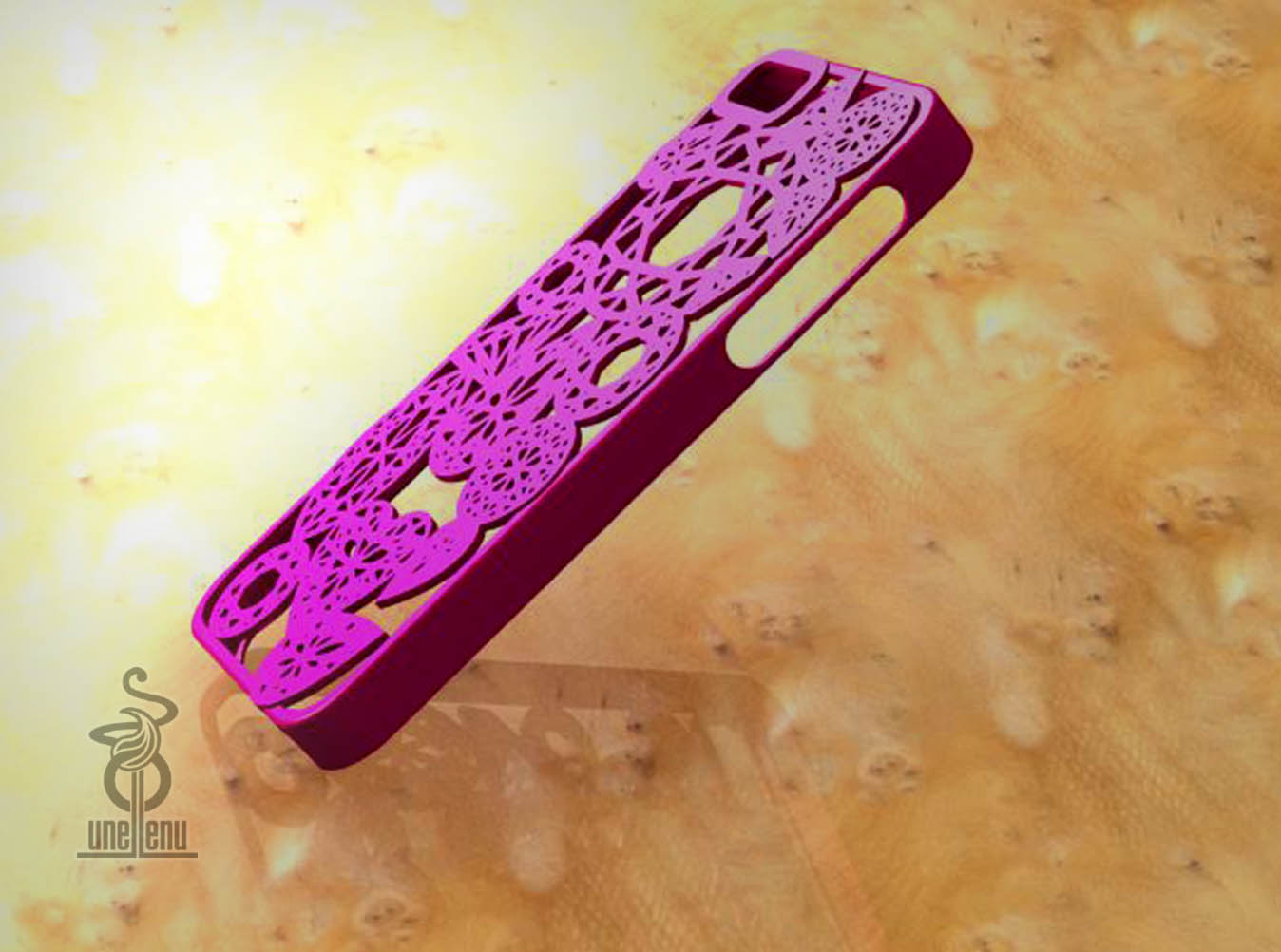 Pear Shaped Iphone Case