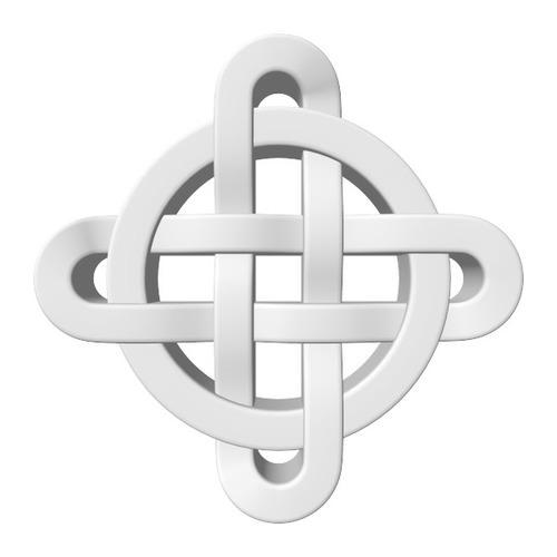 Celtic Knot 33D model