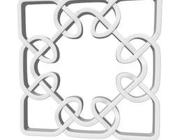 Celtic Knot 4 3D
