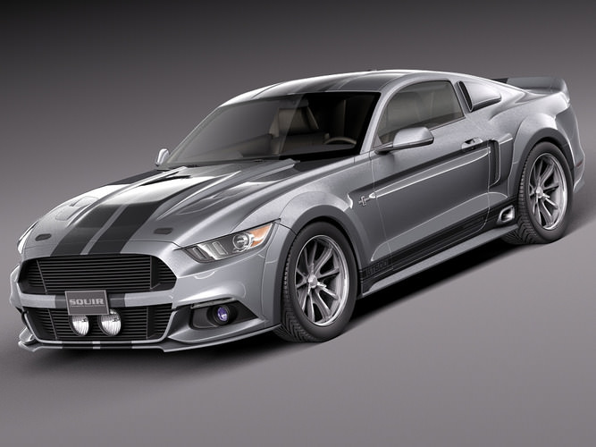 ford mustang gt500 eleanor 2015 3d model. Cars Review. Best American Auto & Cars Review