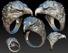 3D printable model Eagle Ring