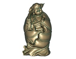 Lotus boy 3D Model