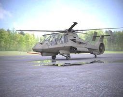 rah-66 comanche 3d model max