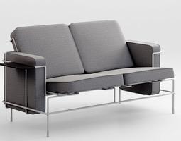 3d model magis traffic sofa armchair bench lounge