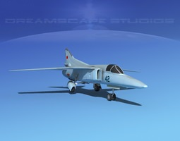 Mig-27 Flogger LP China 3D model