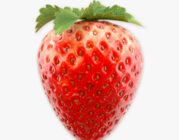 Strawberry 3 3D Model