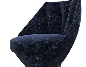 Visionnaire Sontag armchair 3D model