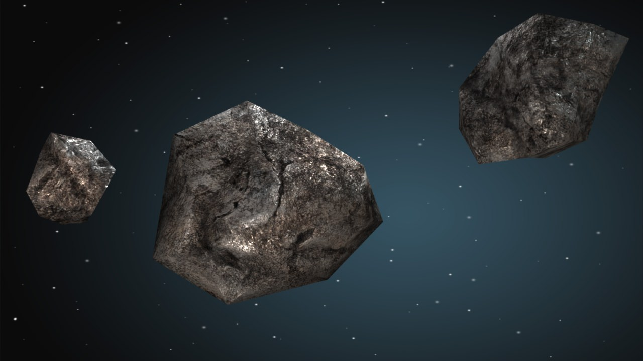 asteroids and meteorites - photo #30
