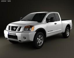 Nissan Titan 2011 3D