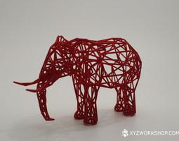 Digital Safari - Elephant Small 3D printable model
