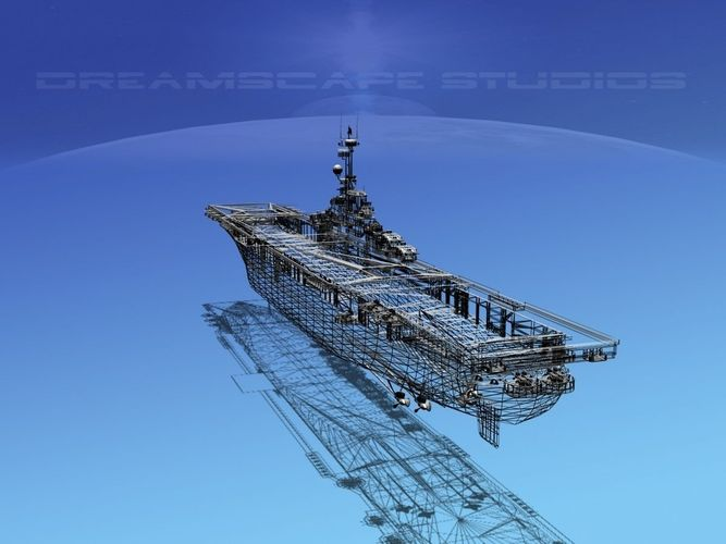 essex class aircraft carrier cv