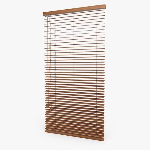 Wooden Blinds3D model