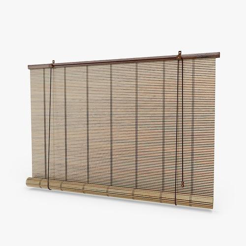 Bamboo Blinds3D model