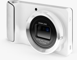Photo Camera 3D Model