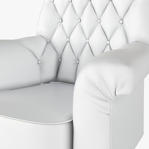 Office Armchair3D model
