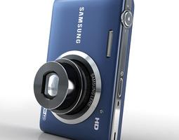 samsung smart camera st150f 3d model max obj 3ds fbx