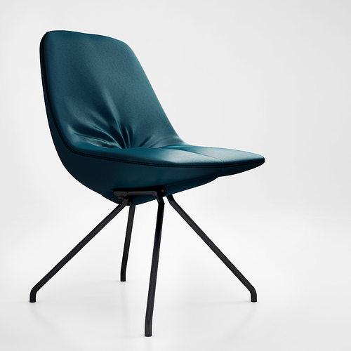 Poltrona frau italia du 30 chair 3d cgtrader for Poltrona 3d