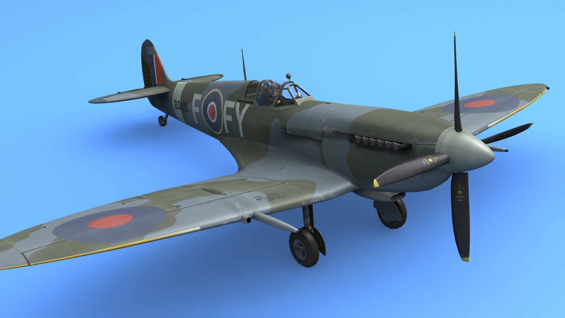 supermarine spitfire jetfire - photo #49