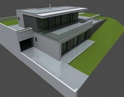 MODERN HOME 3D
