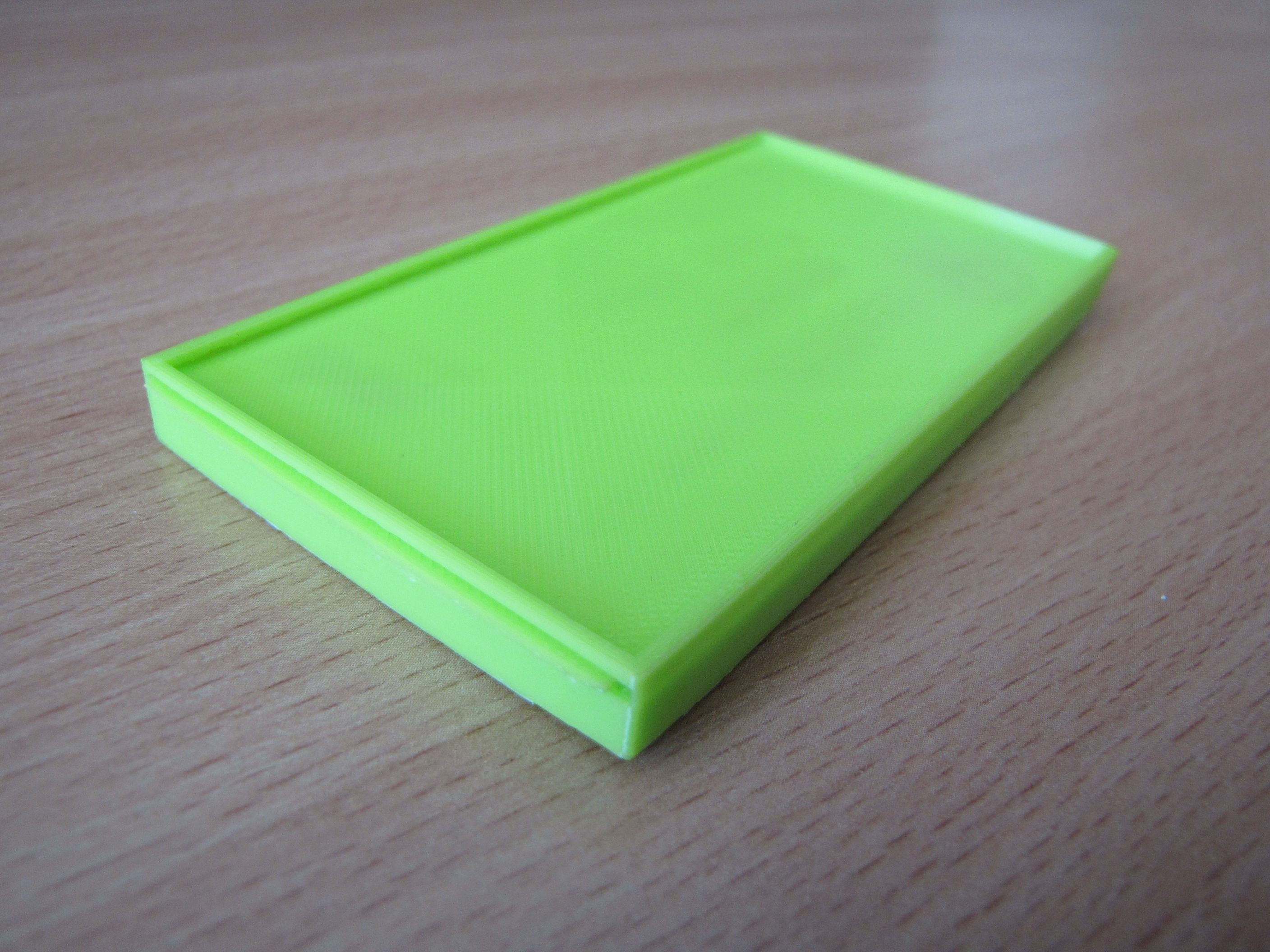 3D print model business card holder 90x50 | CGTrader