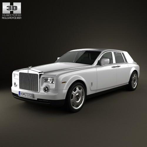 Rolls-Royce Phantom 2011