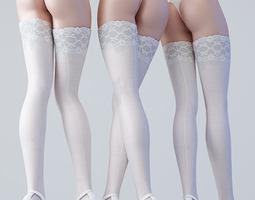 Stockings 3D Model
