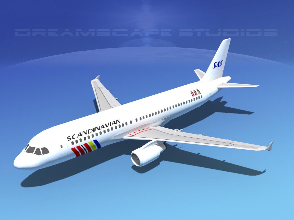 Airbus A320 LP SAS