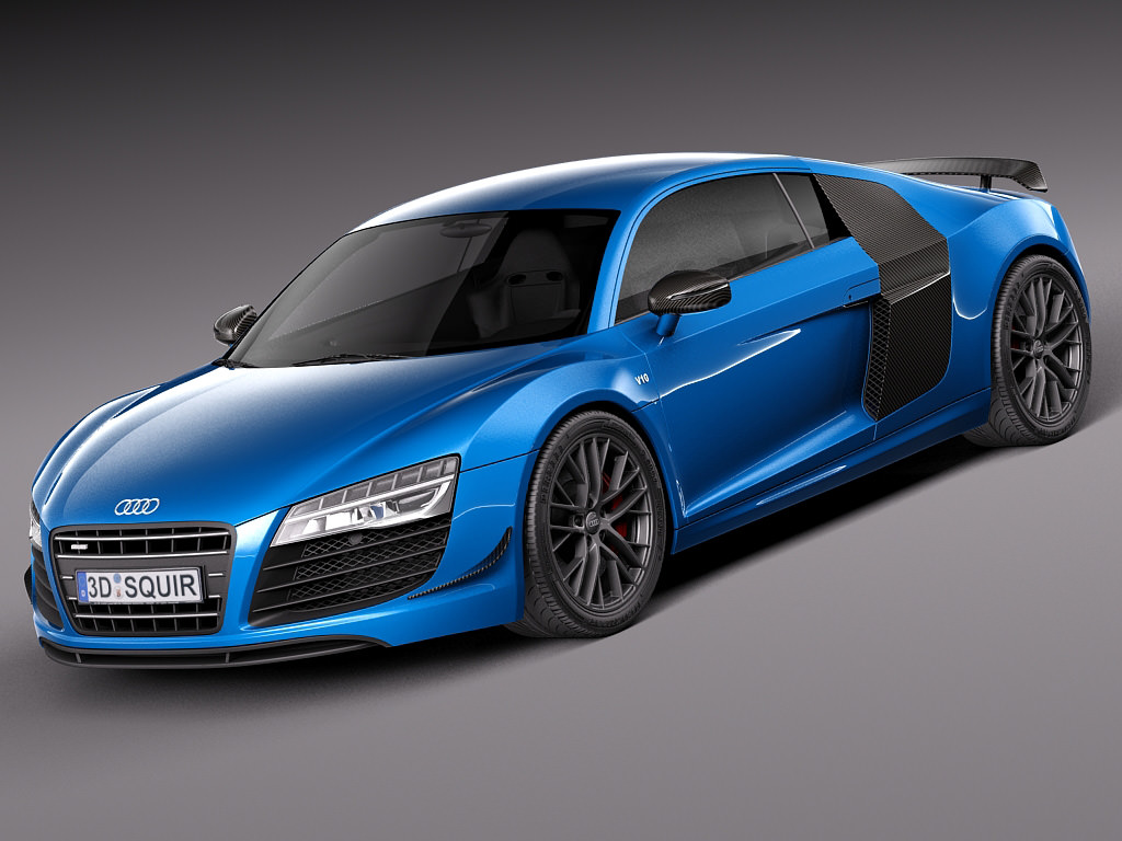 audi r8 lmx 2015 3d model max obj 3ds fbx c4d lwo lw lws. Black Bedroom Furniture Sets. Home Design Ideas