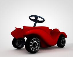 bobby car 3D Model