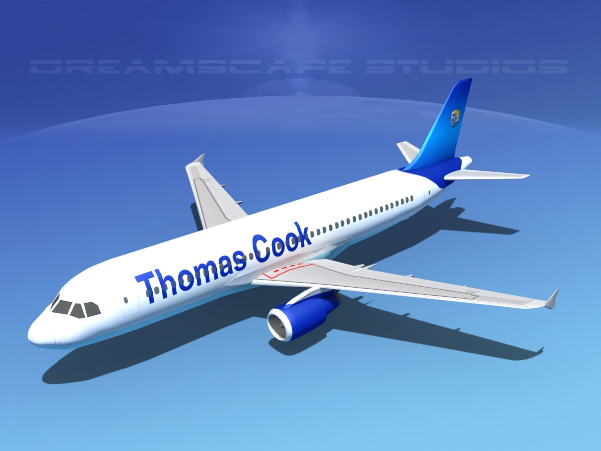 Airbus A320 LP Thomas Cook Airlines