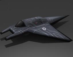 Manta 3D Model