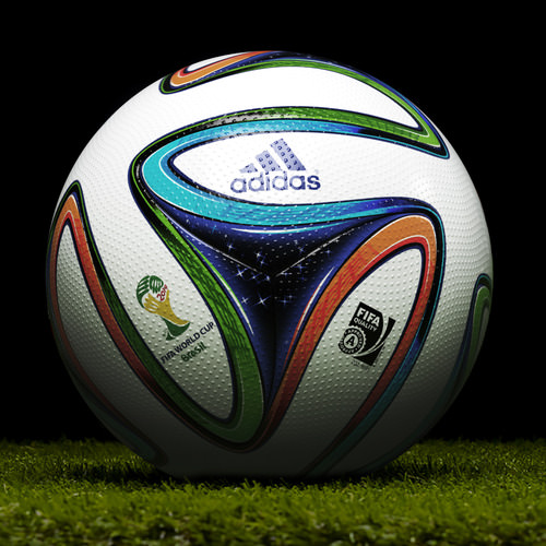 Brazuca Soccer Ball3D model